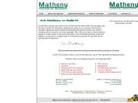 Matheny Industrial Builders
