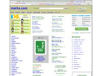 mathsweb.co.uk maths, math, mathematics