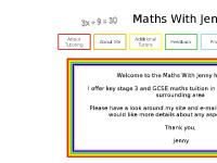 MathsWithJenny
