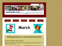 Mathwire.com | March 2011