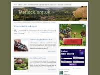 Matlock Bath tourist information | What to do and where to stay