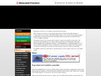 matsusada.com hv, high voltage power supply manufacturer, high voltage power supplies