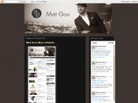 Matt Goss News