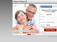Love has no age at mature-datinguk co uk- everyone deserves to be happy!