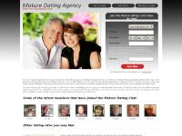 Mature Dating Club, to find dates in your age range