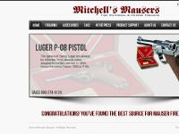 mauser.org Mauser K98, Muaser Rifle, Rifle