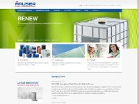 MAUSER | Industrial packaging solutions. | Home