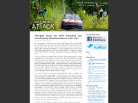 MAXIMUM ATTACK - News, gossip and opinions on the WRC, IRC and rally in general