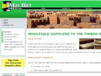 maxbirtsawmills.co.nz sawmiller, timber merchant, timber sales