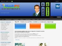 Maxi-PC - Création de site Web, installation, maintenance, dépannage