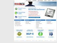 MaxNOC Managed Hosting