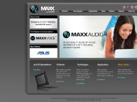 Maxx - Professional Sound for Consumer Electronics