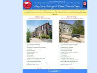 Self Catering Holiday cottages in the Isle of Wight - Maytime Cottage and Plum Tree Cottage -
