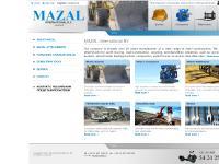 Mazal Compactors, Mazal Pallet frames, Mazal Extension Jibs, Mazal Demolition Jibs