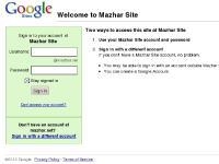 mazhar - Mazhar Site