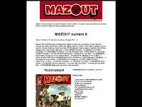 MAZOUT - fanzine et webzine culturel