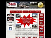 mcclainsrv.com KZ RV | Oklahoma & Texas RV Dealer