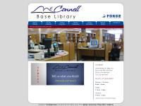 McConnell Air Force Base Library