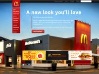 mcdonalds.ca McCafé®, Value Picks®, Burgers & Sandwiches