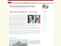 Chocolate Fest for the Larson House | McFarland Historical Society