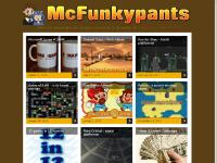 Indie Game Developer McFunkypants