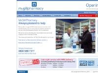 McGill Pharmacy - always pleased to help
