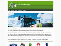 McGill Tractors - Home