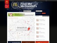 Oklahoma McDonald's Local Restaurant Information and Careers/Jobs