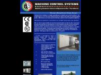 Machine Control Systems - Building Custom Control Systems For The World