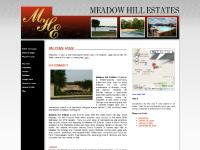 meadowhillestates.com Homeowner Association, Community Association, Homeowners