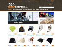 Buy Beanie Hats online at meanbeanies.com