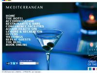 4-star luxury resort - Mediterranean Beach Hotel, Limassol, Cyprus