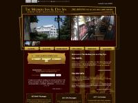 Saratoga Inn & Mineral Day Spa, Experience Luxury Saratoga Hotel Accommodations at The Medbery Inn & Day Spa
