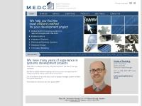 Kompetens, Produkter, Om MEDC, Kontakta oss