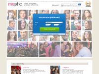 Rencontre avec Meetic : site de rencontres et chat pour célibataires