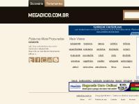 Mega Dicionário - O seu dicionário online!