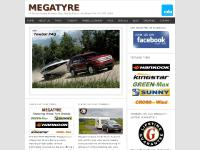 Megatyre Limited, your home for tyres, towbars and accessories