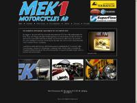 Mek1 Motorcycles AB, 0510 - 227 10