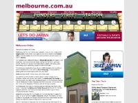 Melbourne Online : Accommodation : Tours : Things To Do : Places to Visit : What