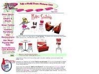Bar Loungers, Diner Chairs, Diner Bar Stools, Bar Stools
