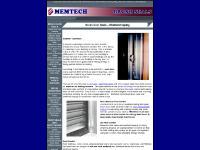 memtechbrush.com brush door seal, brush door seals, door seal