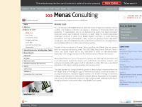 Menas Associates: Regions we cover Middle East