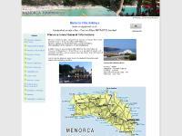 Menorca - Minorca tourism and holidays information