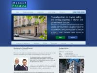 Mayfair estate agents, Mayfair properties for sale and let, Mercer Pasqua properties