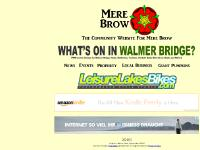 Mere Brow: The Community website for the village of Mere Brow in Lancashire