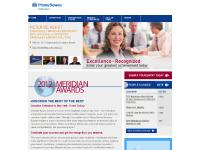 Meridian Awards 2012 | Pitney Bowes Software Support