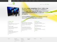 Beyond HD Large Seamless Displays, Multi-Projector Displays & Video Wall Displays | Mersive - Beyond HD Display Solutions