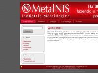 NIS Indústria Metalúrgica - Novo Hamburgo/RS - esquadrias, grades, portões,