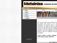 Comércio de Metais Não Ferrosos Metalnisa - Cobre, Latão,