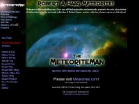 Robert A. Haag - The MeteoriteMan - Meteorites for Sale
